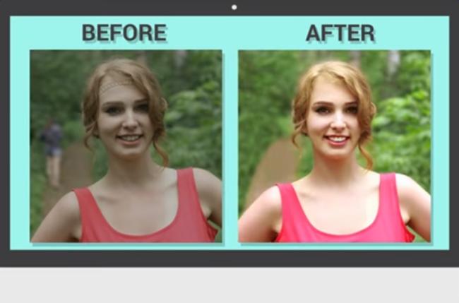 Melhorar a qualidade da imagem