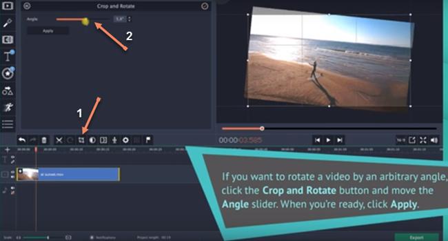 Movavi Video Editor Review: Suite, Plus, 360, Split Movie